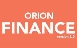 ORION FINANCE санхүүгийн систем